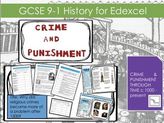 Edexcel GCSE Crime and Punishment: L8 Why did religious crimes become more of a problem after 1500?