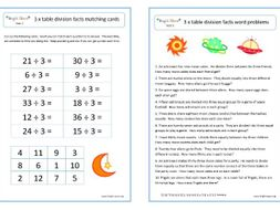 Year 3 Maths Worksheets Pack
