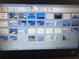 HEP and Tidal Power Powerpoint - new AQA GCSE Design and Technology D&T