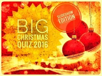 CHRISTMAS QUIZ - Slideshow Edition.