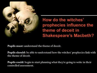 Analysis - Macbeth