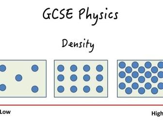 GCSE Density Booklet