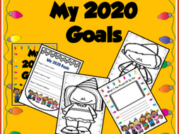 New Years Writing Activity (2020)