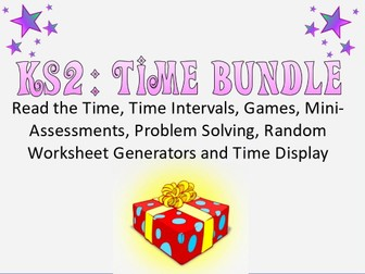 KS2: Time Resource Pack