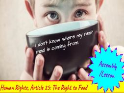 HUMAN RIGHTS: Food Poverty