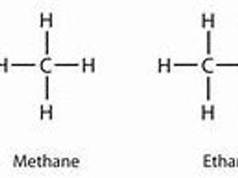 OCR A level chemistry Reactions of alkanes