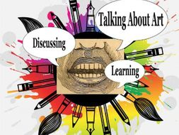 'Talking About Art' Starter Activity