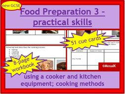Food Preparation AQA EDEXCEL workbook
