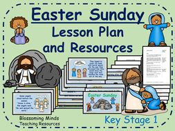 KS1 RE (RS) Lesson - Easter Sunday