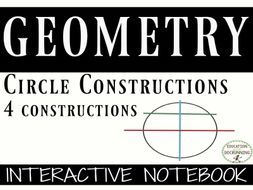 Circles Constructions for Geometry