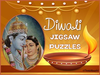 Hinduism: Diwali Jigsaw Puzzles