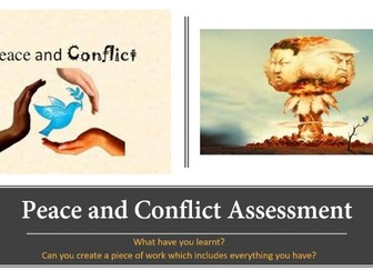 Peace and Conflict Assessment