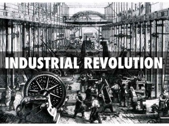 1. Industrial Revolution - Introduction