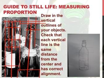 Still life Painting Tutorial Presentation.