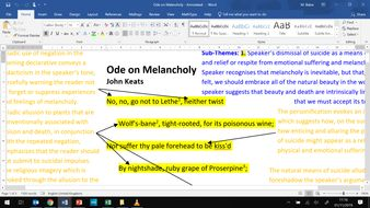 Ode-on-Melancholy---Annotated.docx