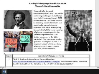 Home Learning Non-Fiction Resource Pack