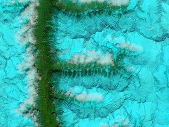 Poetry Exercise: Reading the ABCs from Space #GoogleEarth