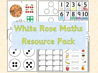 White Rose Maths Resource Pack - EYFS - Spring