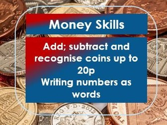 Employability/Work Skills: Money Skills