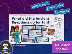 Ancient Egypt: Leisure