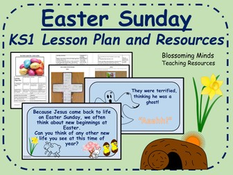 KS1 Lent and Easter RE Unit - 7 lessons by blossomingminds ...