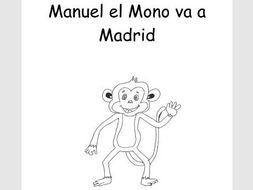 Manuel el Mono va a Madrid