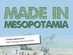 Mesopotamia Resource Bundle