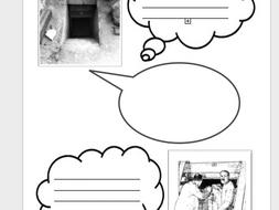 Finding King Tut Worksheet