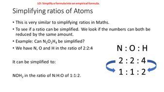 Empirical-formula-from-Models.pptx