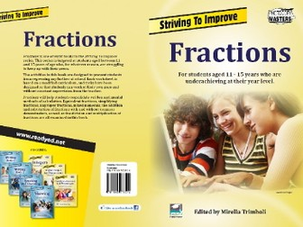 Striving to Improve in Maths: Fractions