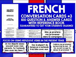 FRENCH SPEAKING PRACTICE 3