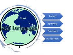 French Greetings and Introductions