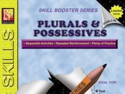 Plurals & Possessives: Skill Booster Series