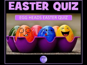 Easter: Easter Quiz