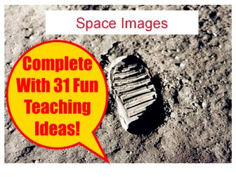 17 Images And Photos Of Space, Earth And The Moon Mission+ 31 Ways of using this resource in class