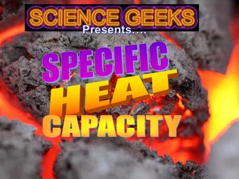 PHYSICS - SHC - Specific Heat Capacity!