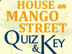 The House on Mango Street Quiz - Sections 5-8