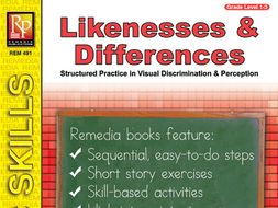Likenesses & Differences: Primary Thinking Skills