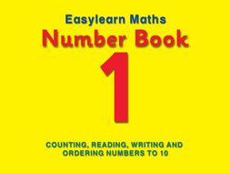 NUMBER BOOK 1