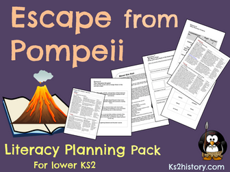 'Escape From Pompeii' Planning