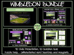 Wimbledon 2019 Bundle