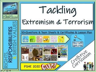 Extremism and Anti - Terrorism Quiz
