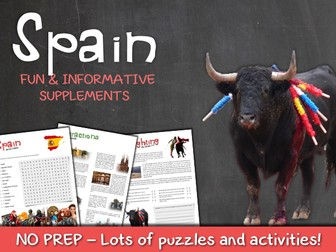 Spain (country Study)
