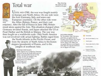World War II Comprehension Bundle