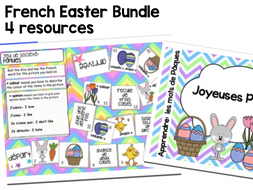 French Easter Bundle