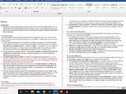 Outline of argumentative research paper outline