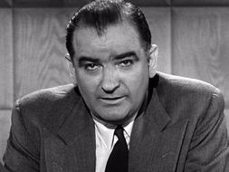 Who was Joseph McCarthy and what is McCarthyism?