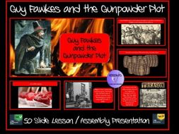 Guy Fawkes and The Gunpowder Plot Presentation