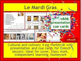French: Pancake Day, Mardi Gras