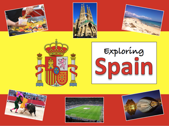 Exploring Spain - KS2 - Planning Overview